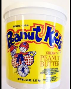 Peanut Kids – Peanut Butter – 5 lbs