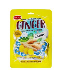 Pocas – Ginger – Candy – 3.52 oz