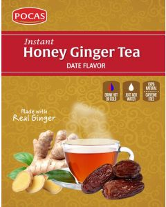 Pocas Ginger Tea – Dates