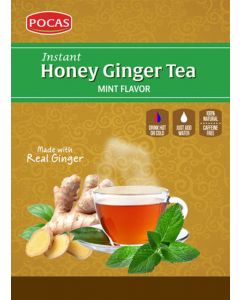 Pocas Ginger Tea – Mint