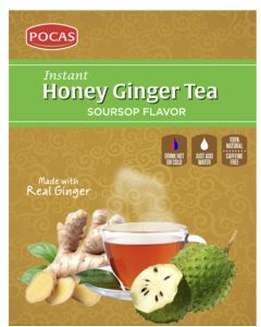 Pocas Ginger Tea – Soursop