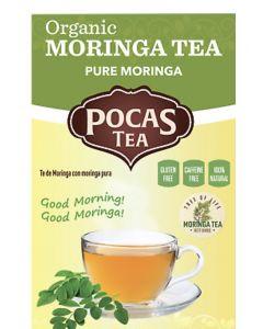 Pocas Tea – Organic Moringa Tea – Pure Moringa