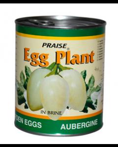 Praise – Eggplant – Garden Eggs, Aubergine, or Baigan in Brine - 800g