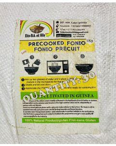 Precooked Fonio