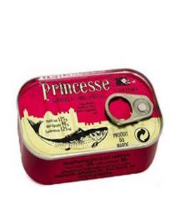Princesse – Sardines – 125g