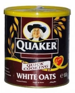 Quaker - White Oats - 500g
