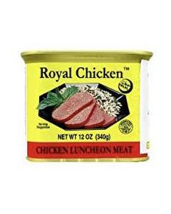 Royal Chicken Luncheon Meat 12 oz