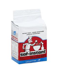 Saf Instant Yeast, 1 Pound Pouch