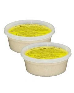 Unrefined African Shea Butter - Ivory, 100% Pure & Raw - Natural -16 oz