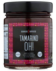 Essie Spice Tamarind Oh, Vegan & Gluten Free, Sweet & Tangy Sauce, Marinade, 10.5 oz