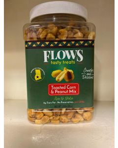 Flows Toasted Corn & Peanut Mix – 2 lb