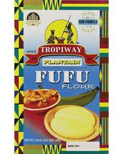 Tropiway - Plantain - Fufu Flour