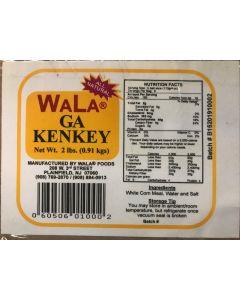 Wala - Ga Kenkey - 2 lbs