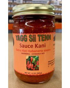 Yagg Si Tenn - Sauce Kani - 12 oz