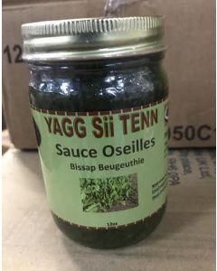 Yagg Sii Tenn - Sauce Oseilles - 12 oz