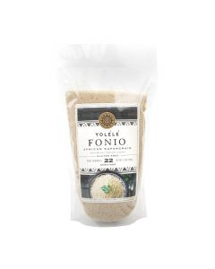 Yolélé Fonio - Gluten Free - High Protein - Ancient African Grain - 22oz