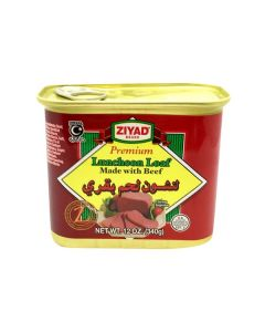Ziyad - Beef Luncheon - 12 oz