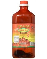 Praise African Red Palm Oil - Zomi, 1Ltr