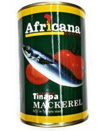 Africana Tomato Mackerel – 15 oz