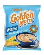 Nestle Golden Morn Instant Cereal (Maize) - 500g