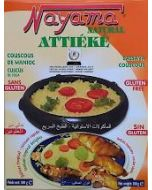Nayama Attieke - Cassava Couscous - Pack of 4