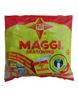 Maggi Cube Seasoning Cubes - Cooking Flavor with Iron & Iodine - 400 g - 100 Piece (Maggi Star)