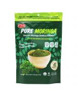 Pocas Pure Moringa - Organic Moringa Oleifera Powder, 8oz