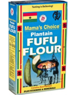 Mama's Choice plantain Fufu Flour - 22oz