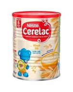 Nestle Cerelac - Wheat with Milk - Nutritious Instant Cereal - Just Add Water- 400g (England)
